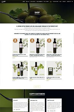 IL DIVINO Olive Oil